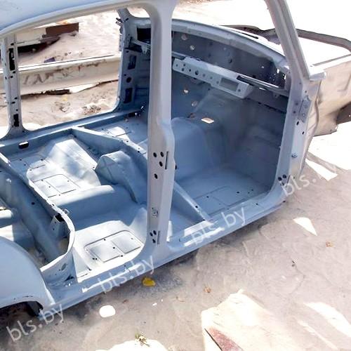 Оцинковка кузова машины