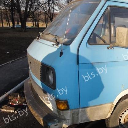 Volkswagen Transporter холодное цинкование минск