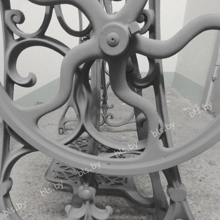 швейная машинка оцинковка